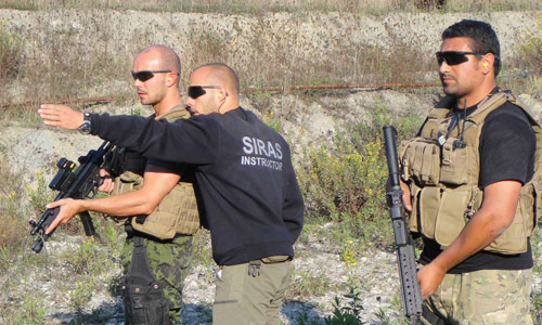 Bodyguard Instruktør