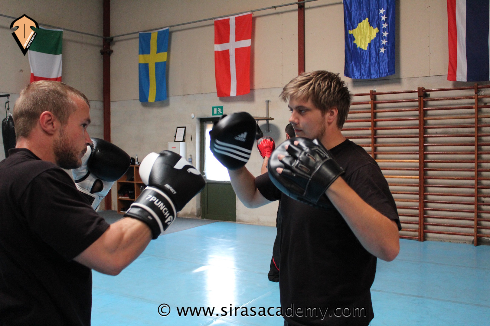 Close combat training - SIRAS